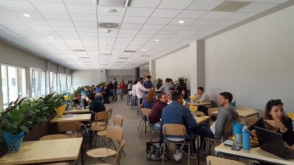 punto di ristoro campus 1-2