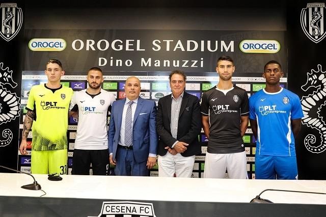 nuova maglia cesena calcio 2019-2020 2-2-2