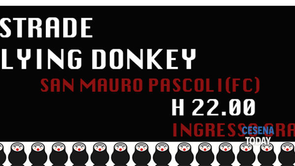 le strade - concerto @ flying donkey