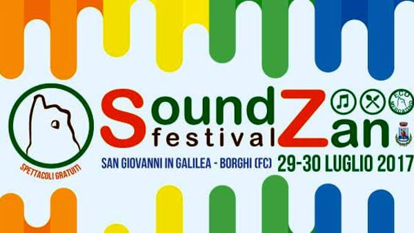 Soundzan Festival, torna la kermesse musicale a San Giovanni in Galilea