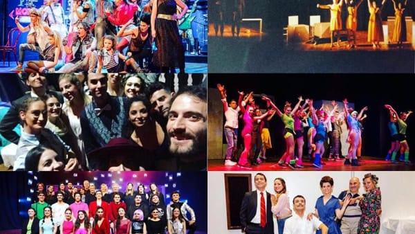 Le compagnie cesenati insieme sul palco per la Giornata Mondiale del teatro