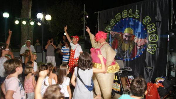 Gatteo Mare, Bimbobell Show chiude un'estate di eventi