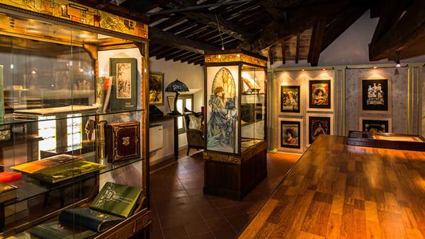 Torna la Art nouveau week: visite ai musei di arte povera e del disco d'epoca
