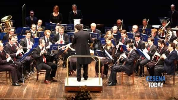Concerto di Natale della Banda Città di Cesena