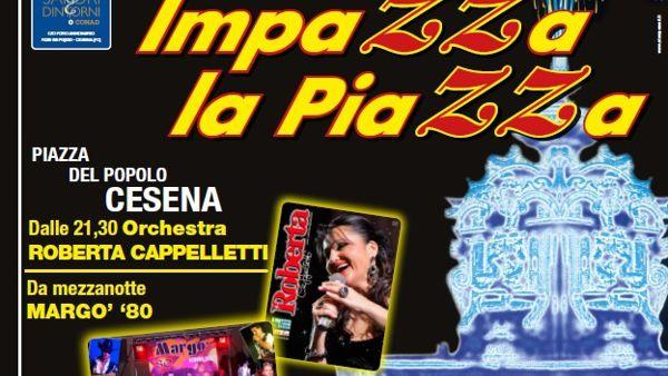 """""""Impazza la Piazza"""": Cesena saluta l'arrivo del 2015 tra musica e panettone"""