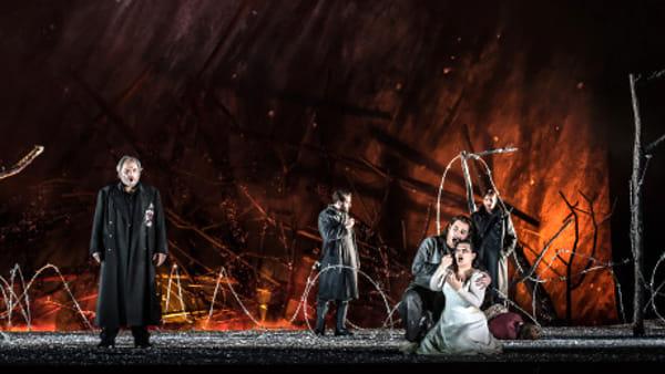 """""""Il trovatore"""" di Giuseppe Verdi dalla Royal Opera House di Londra al cinema Eliseo"""