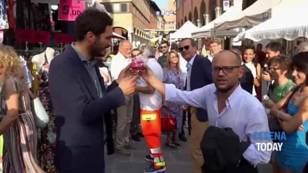 Il neo-sindaco Lattuca inaugura la fiera di San Giovanni: tutto un week-end con la tradizione