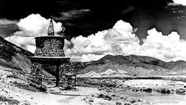 """Fotografia in mostra: """"Il Tibet di Fosco Maraini"""""""