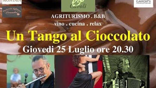 Un delizioso incontro tra tango e cioccolato