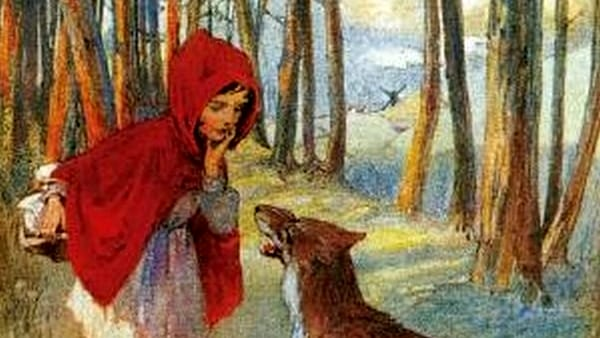 Si imparano i segreti del bosco con Cappuccetto Rosso