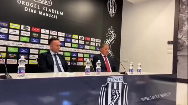 """Patrignani: """"Prima o poi troveremo un partner giusto per il Cesena"""""""