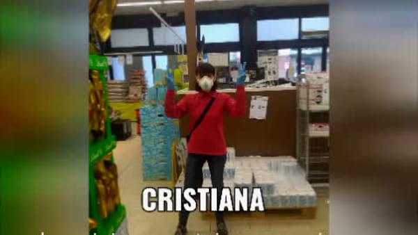 """Supermercati in 'trincea', la direttrice ringrazia i dipendenti: """"La paura non manca"""""""