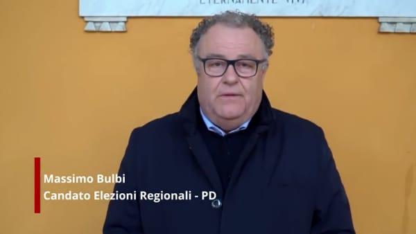 """Bulbi pronto al consiglio regionale: """"Vittoria netta che premia il buongoverno"""""""