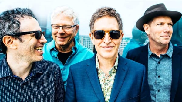 L'irruente rock californiano dei Dream Syndicate