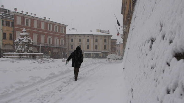 Attila pronto a fare scorribande di neve nel week end