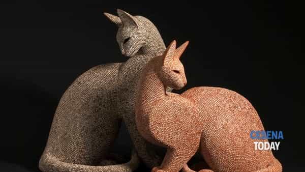 """Un'anteprima della mostra """"Between Forms: Il cosmo in terracotta"""" di Mokichi Otsuka"""