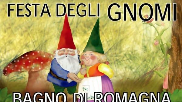 """Bagno di Romagna celebra i suoi """"ospiti"""" speciali: ecco la Festa degli Gnomi"""
