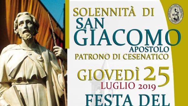 Cesenatico celebra il patrono: festa di San Giacomo con processione e benedizione della città
