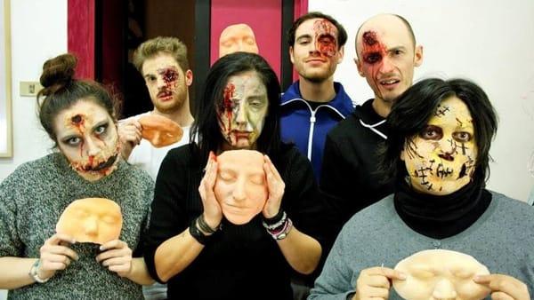 Halloween, al Romagna Shopping Valley i professionisti del trucco teatrale