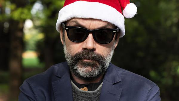 Il reading di Natale del poeta Guido Catalano
