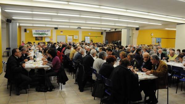 Alla cena di solidarietà un menù tradizionale per aiutare i malati
