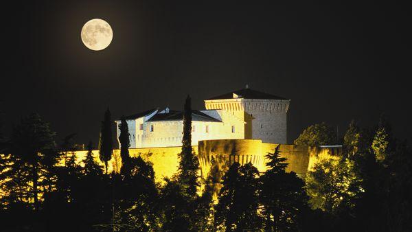 Rocca Malatestiana, torna il teatro di Halloween: tre giorni da paura
