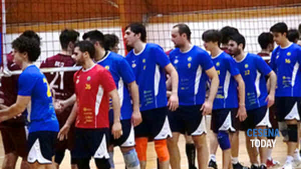 pallavolo maschile serie d: rainbow volley-rubicone in volley 3-1-3