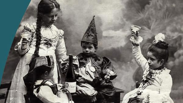 """""""Frammenti di Eternità"""" le foto inedite di Emma Tosi che registrano la moda di fine Ottocento"""