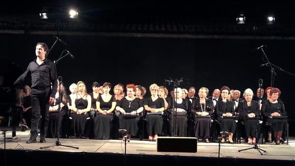 """Il coro lirico degli """"Amici della Musica"""" chiude la rassegna """"Sere d'estate 2019"""""""