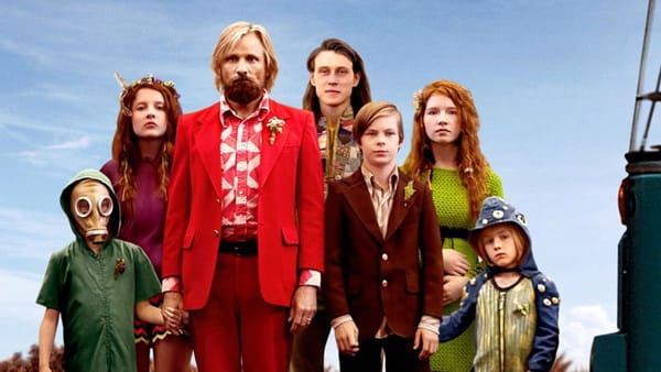 "All'UCI prosegue la rassegna di film d'autore con ""Captain Fantastic"""
