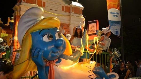 Arriva la Settimana del Carnevale: carri, musica e feste variopinte