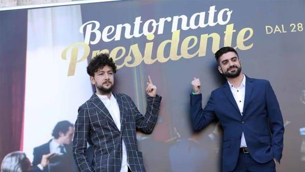 "I registi Giancarlo Fontana e Giuseppe Stasi a ""Piazze di cinema"""