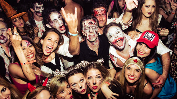 Halloween party tra musica live e torneo di beer pong