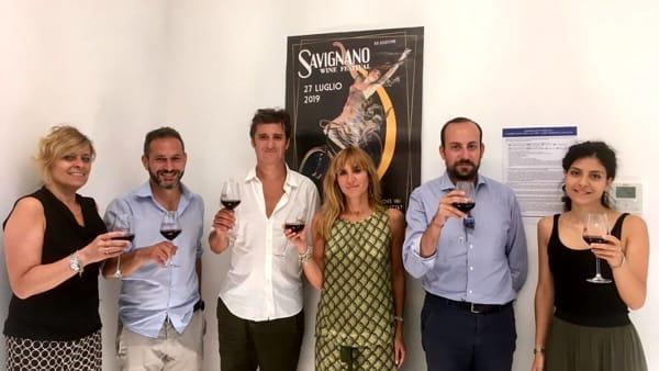 """Sfilate in bici, musica, comicità e golose degustazioni a """"Savignano Wine Festival"""""""