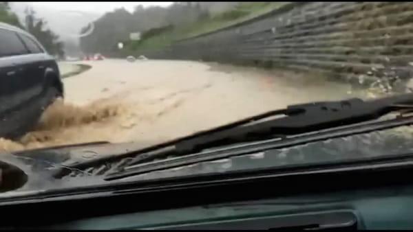 """Alluvione, il day after nella vallata: """"Danni ingenti anche a case e attività economiche"""""""