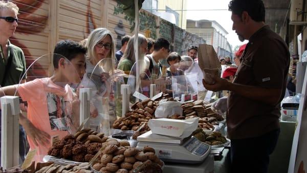 Ospiti e show cooking, un occhi all'alimentazione con Macrolibrarsi Fest