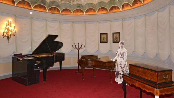 """Aperitivo in musica: """"Harmony Flute"""" a Villa Silvia-Carducci"""