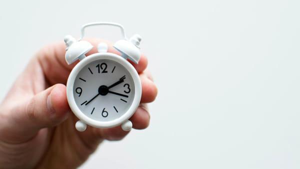 Organizzati per vivere meglio, un metodo per gestire bene il tempo