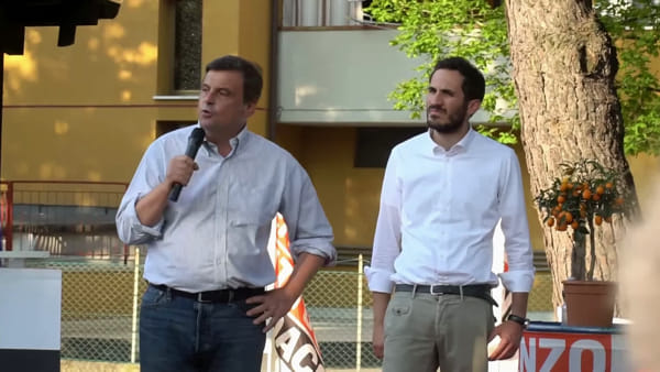 "Calenda a Cesena per Lattuca: ""Torniamo a fare politica, è una sfida cruciale"""