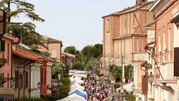 Si chiude la 20esima edizione della Sagra della Ciliegia a Longiano