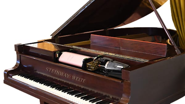 A Villa Silvia un concerto unico in Europa: un pianoforte speciale riporterà all'Ottocento