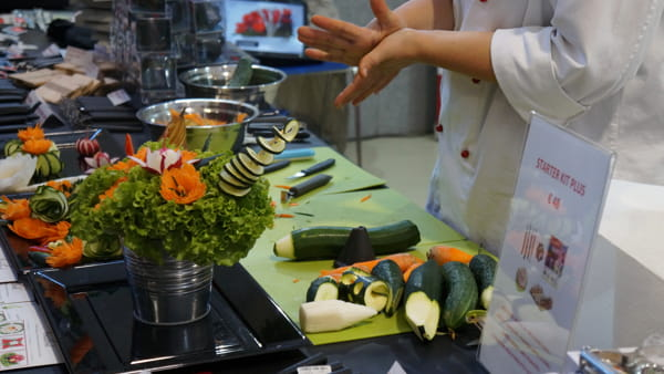 Manualmente Food: show cooking e workshop per una cucina creativa