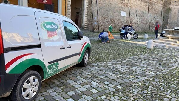 incidente piazza del popolo 1