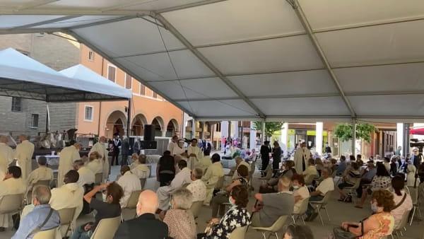 """Una festa di San Giovanni diversa ai tempi del Covid: """"La pandemia ci obbliga a cambiare"""""""