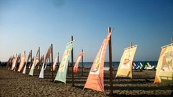 Anche le Tende al Mare celebrano il genio di Leonardo Da Vinci