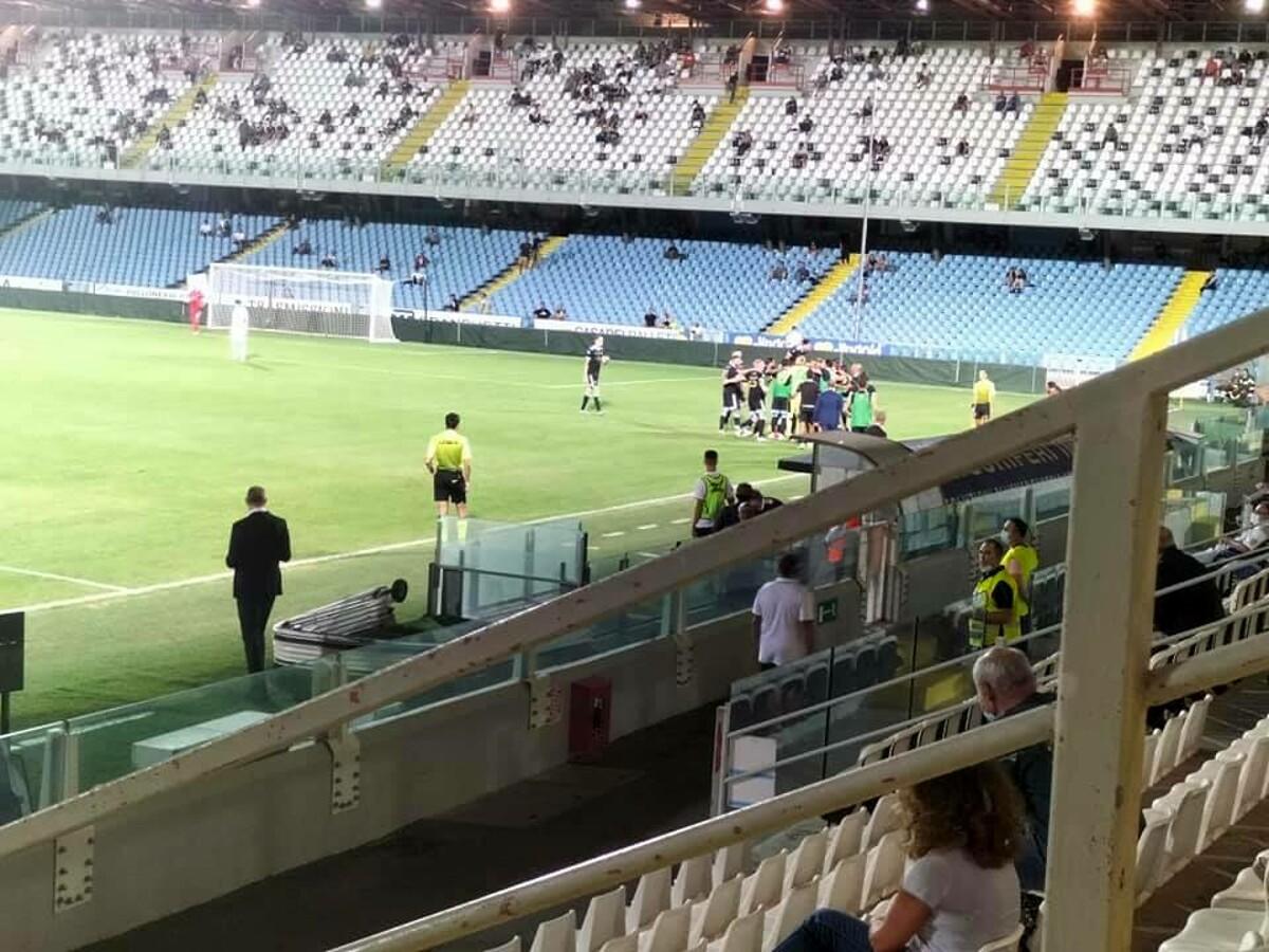 Il Cesena dei giovani saluta la Coppa ma non sfigura, passa la Virtus Entella nel finale