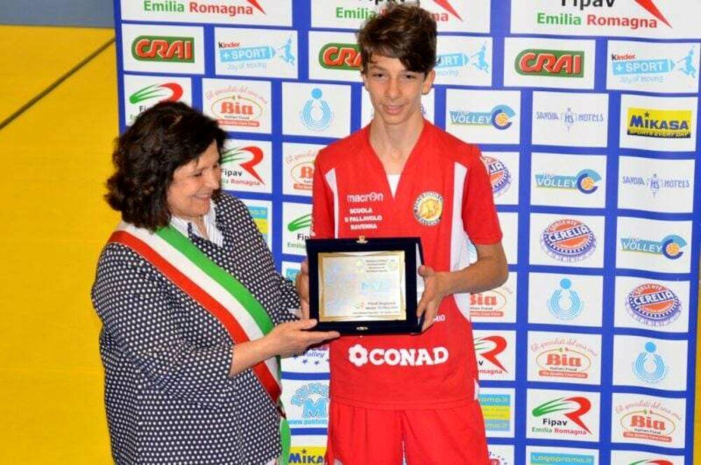 Volley, un giovane talento cesenate si laurea campione europeo Under 18