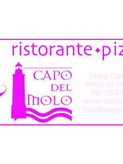 Ristorante pizzeria Capo del Molo